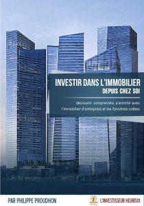 «Investir dans l'immobilier depuis chez soi» Philippe Proudhon
